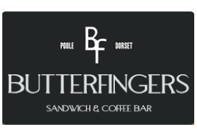 Butterfingers Sandwich Bar, Poole, Dorset